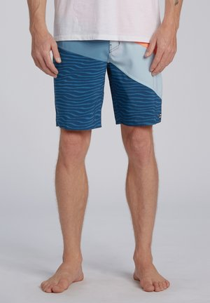 T-STREET PRO  - Swimming shorts - navy