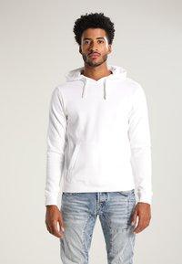 YOURTURN - Jersey con capucha - white - 0