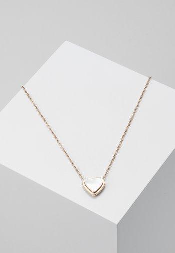 KATRINE - Necklace - rose gold-coloured