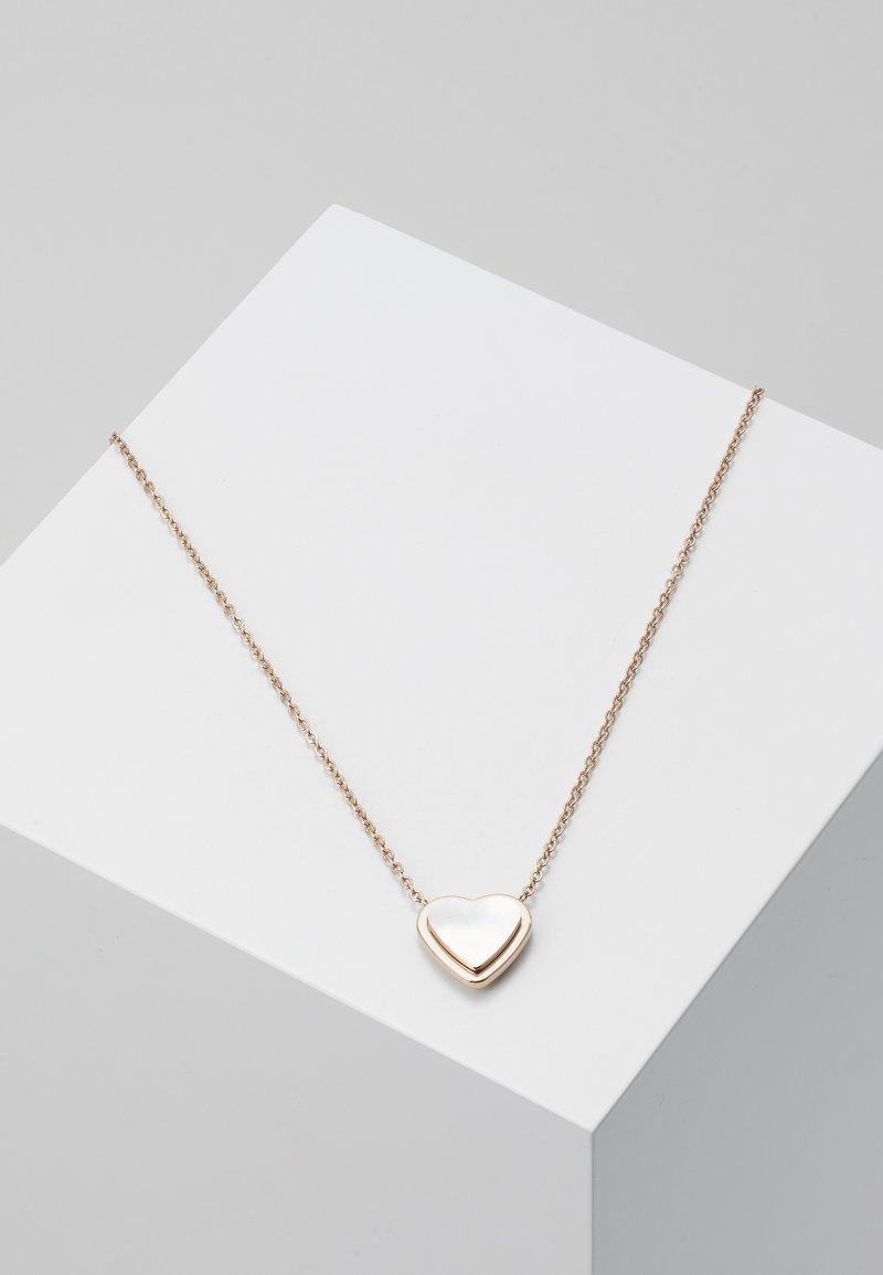 Skagen - KATRINE - Necklace - rose gold-coloured
