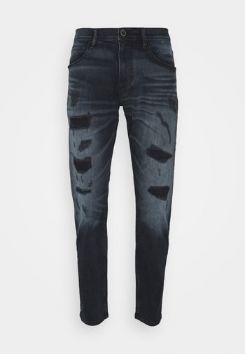 WATERS CARROT FIT IN STRETCH - Jeans Tapered Fit - bluedenim