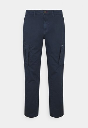 PANTS - Cargo trousers - dress blues