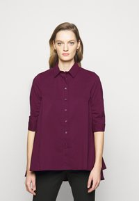 Steffen Schraut - BENITA FASHIONABLE BLOUSE - Button-down blouse - wild berry - 0