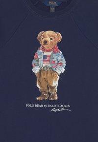Polo Ralph Lauren - BEAR DRESS - Day dress - newport navy - 2