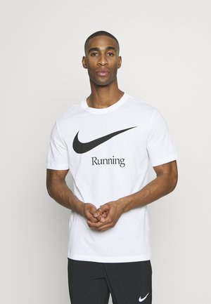 DRY RUN  - Print T-shirt - white