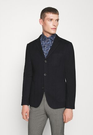 UNCONSTRUCTED BLAZER - Giacca - navy