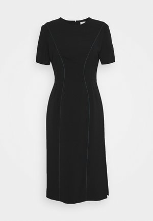 WOMENS DRESS - Shift dress - black
