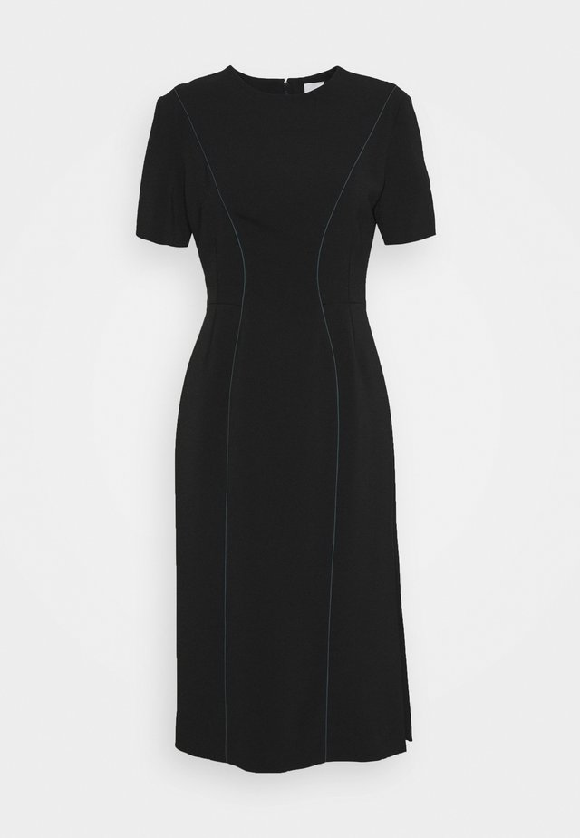 WOMENS DRESS - Robe fourreau - black