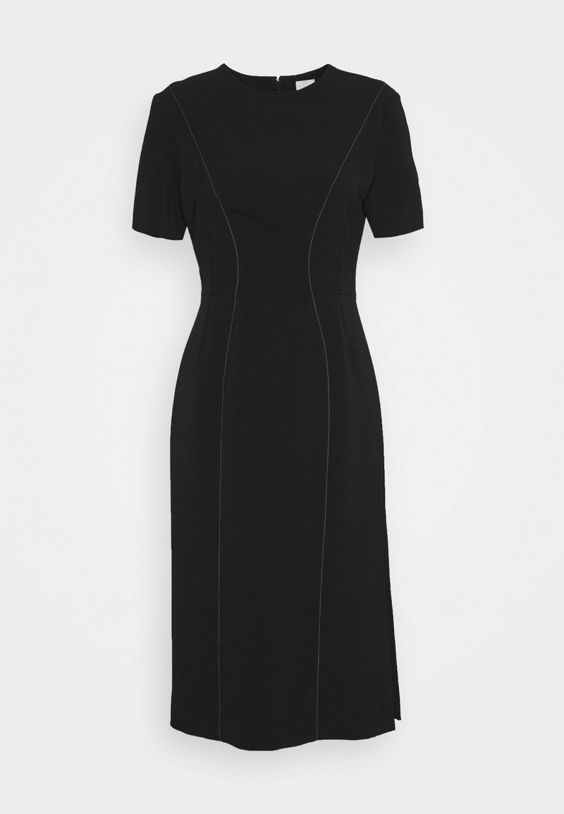 Paul Smith - WOMENS DRESS - Pouzdrové šaty - black