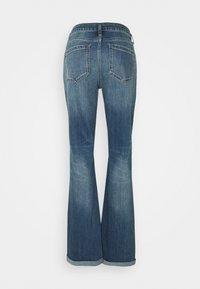 Ivy Copenhagen - FREJA - Jeans straight leg - denim blue - 1