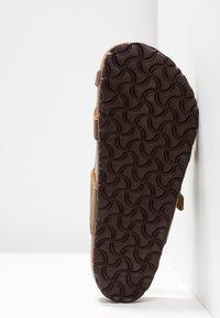 Birkenstock - MAYARI - Mules - tabacco brown - 6