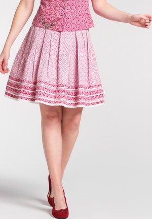 NIKITA - A-line skirt - white