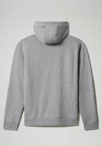 Napapijri - B-ICE - Luvtröja - medium grey melange - 5