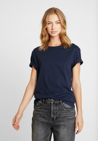 Pier One - T-shirt basic - dark blue - 3