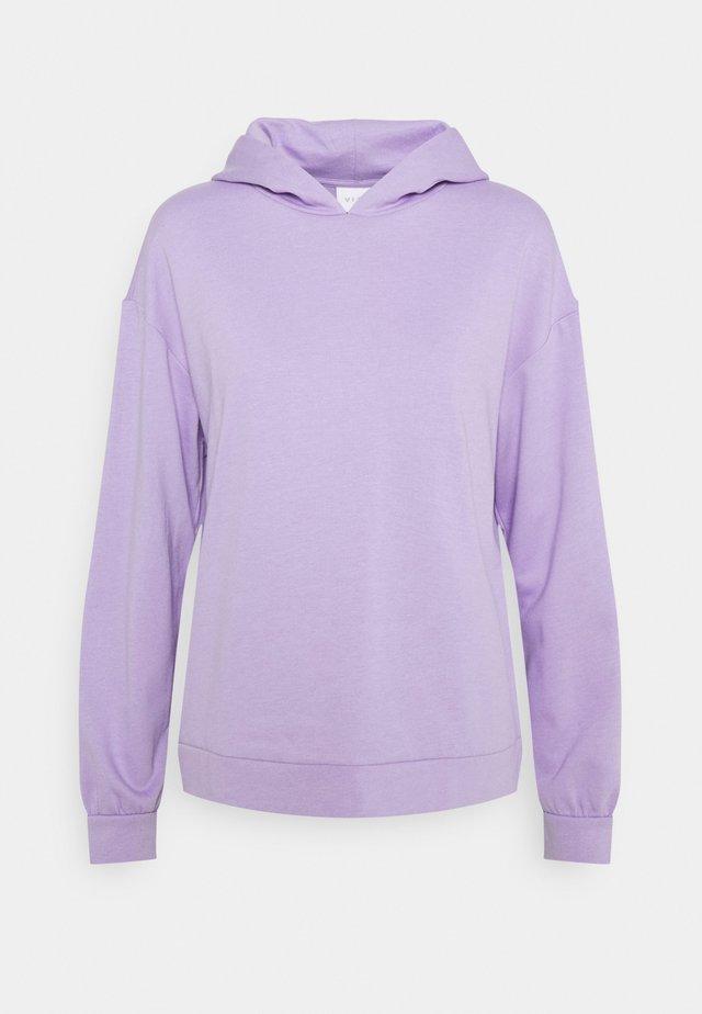 VIRUST HOODIE - Mikina skapucí - lavender