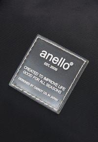 anello - SHIFT II TOTE UNISEX - Reppu - black - 3