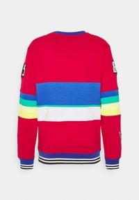 Grimey - ARCH RIVAL CREWNECK UNISEX - Sweatshirt - red - 1