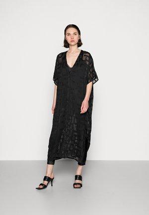 DRESS JOONA KAFTAN - Hverdagskjoler - black