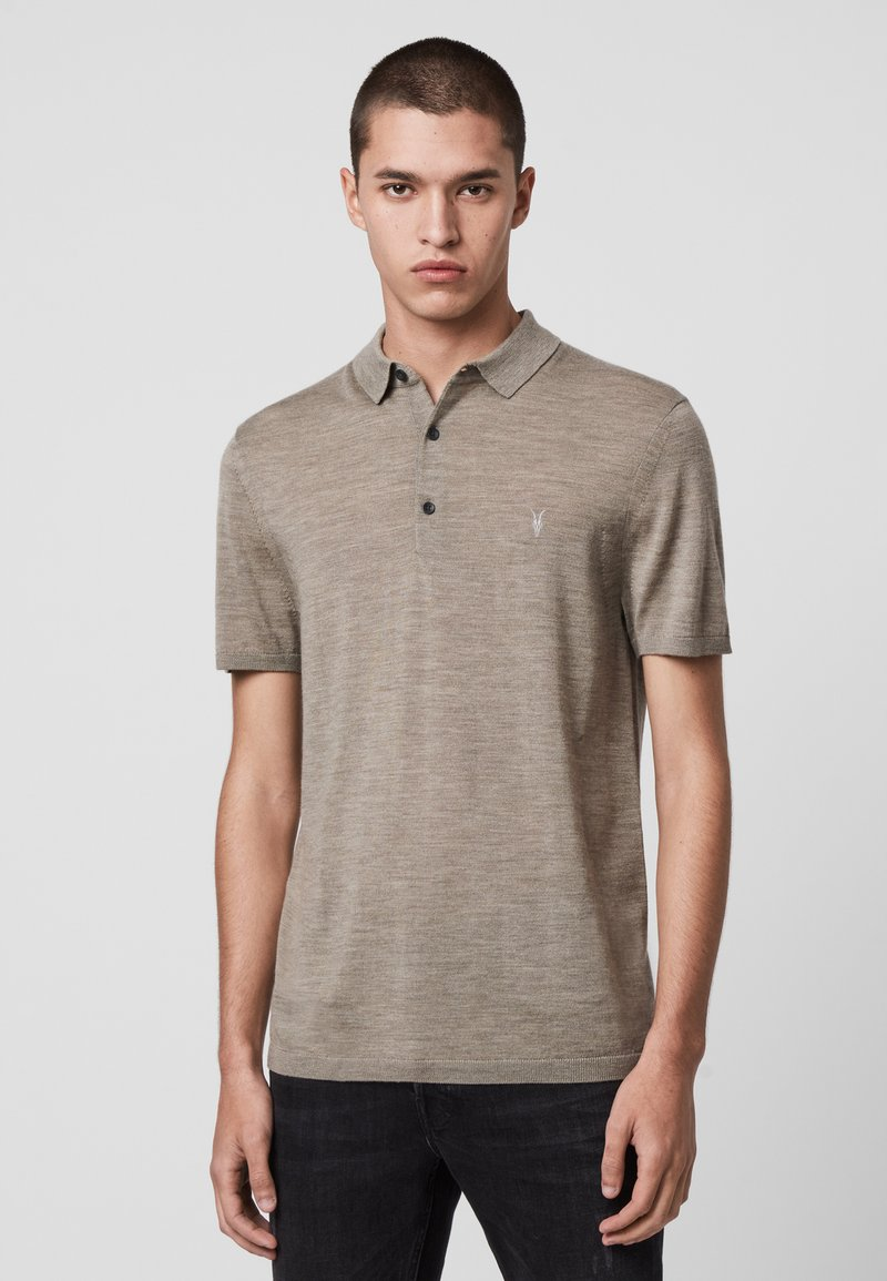 AllSaints - MODE  - Polo shirt - green