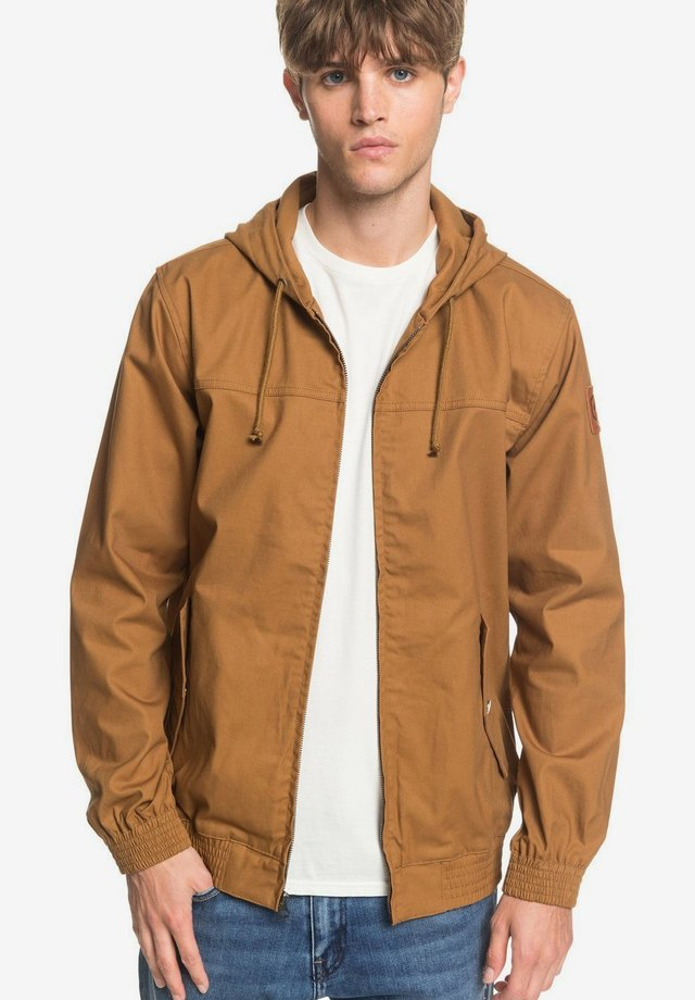 BROOKS  - Summer jacket - light brown