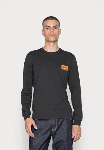 HARRISON TEE  - Long sleeved top - black
