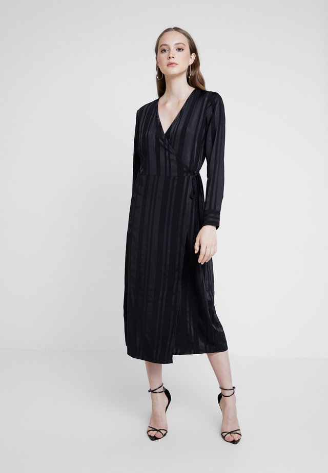 BYHELOUISE DRESS - Robe d'été - black