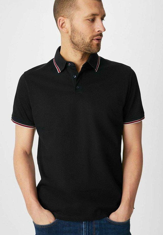 Poloshirt - dunkelblau