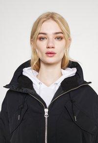 Weekday - REEVES JACKET - Light jacket - black solid - 5