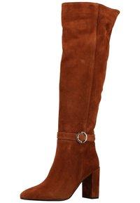 Scapa - High heeled boots - nociola/castagn - 2
