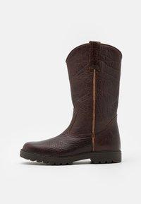 Blue Heeler - LONGREACH UNISEX - Boots - chestnut - 0