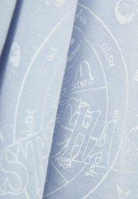 Bershka - T-shirt print - dark blue - 5