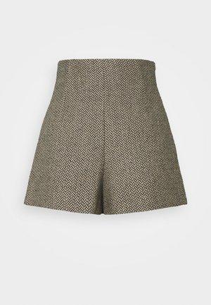 PAULEN - Shorts - beige/gris