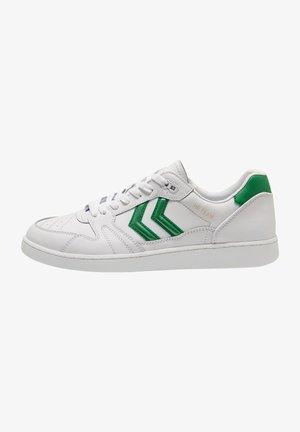 HB TEAM  - Baskets basses - white/green
