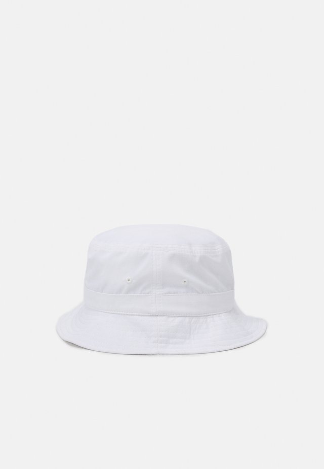 BUCKET HAT HERITAGE TAPELIGHT WEIGHT FISHERMAN HAT UNISEX - Hatt - blanc de blanc
