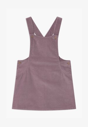DUNGAREE - Day dress - purple