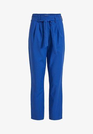 VISOFINA PANT - Trousers - mazarine blue