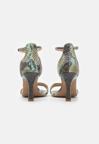 Alma en Pena - Sandals - aqua - 3