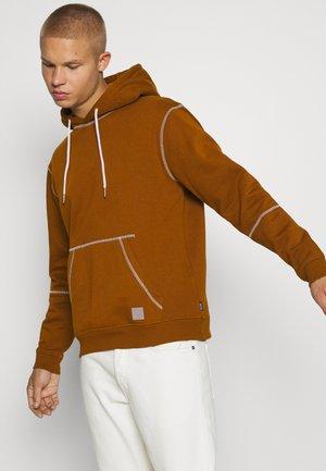 ONSFLETCHER LIFE STITCH HOODIE - Sweatshirt - monks robe