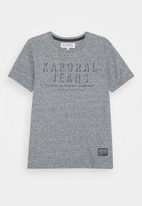 Kaporal - OREL - Print T-shirt - navy melange - 0