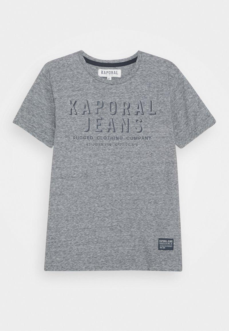 Kaporal - OREL - Print T-shirt - navy melange