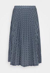 Marks & Spencer London - A-line skjørt - dark blue - 4