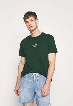 SHORT SLEEVE - T-shirt basic - college green