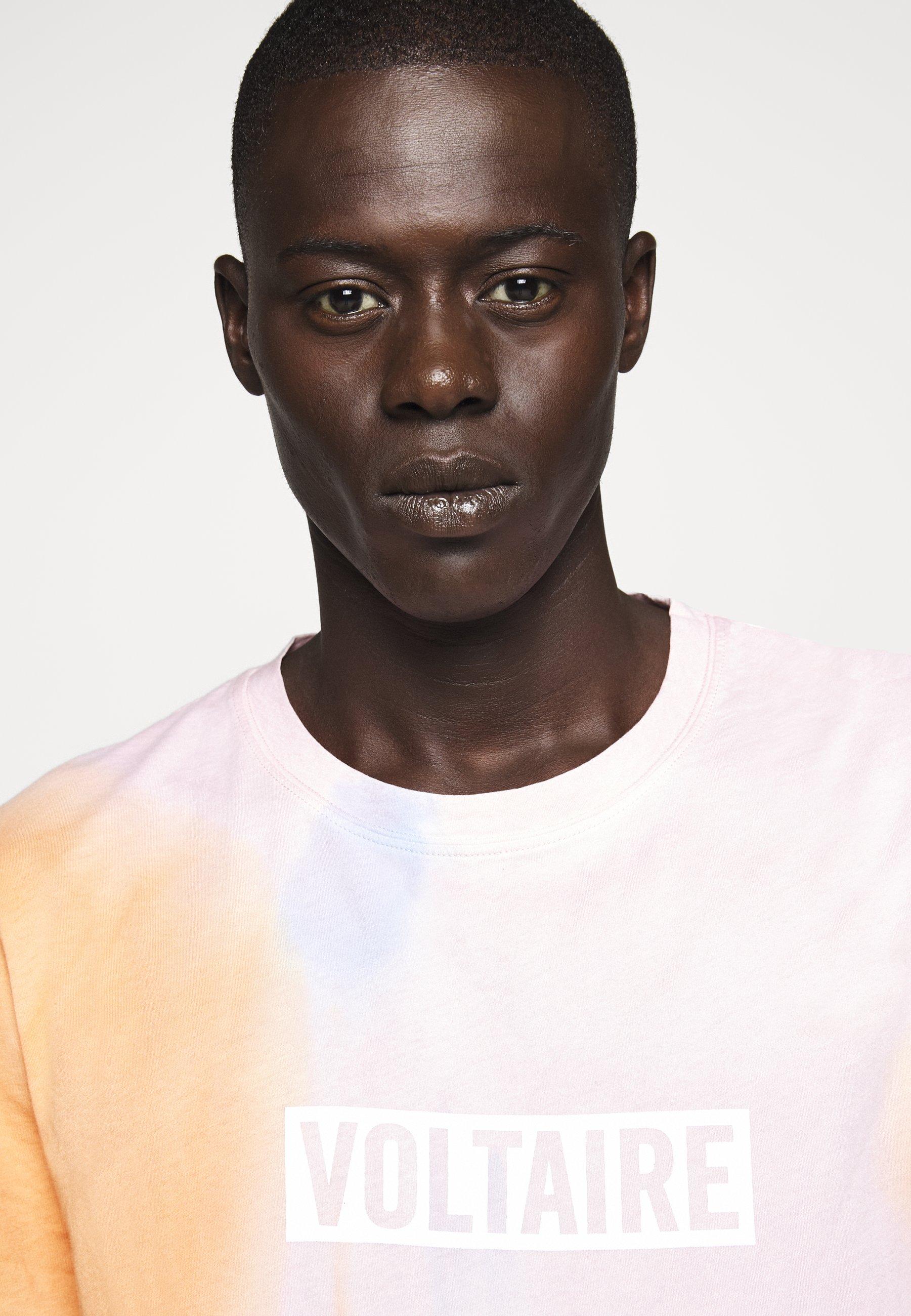 Zadig & Voltaire TED - T-shirt imprimé - soleil leger