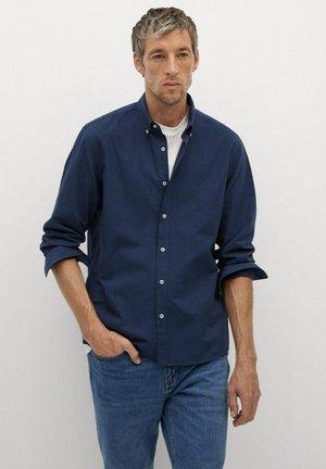 OXFORD - Camicia - dunkles marineblau