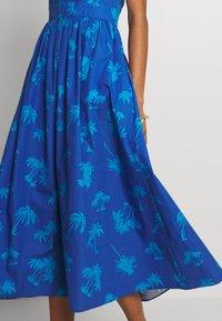 Never Fully Dressed - PALM DRESS - Day dress - blue - 4