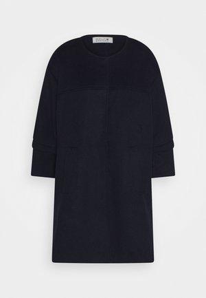 LADIES COAT - Classic coat - navy blue