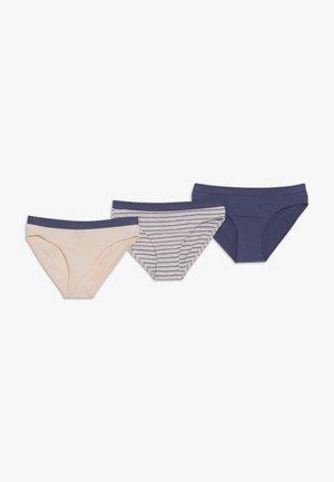 3 PACK  - Kalhotky - light pink/dark blue/white