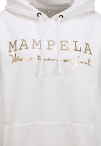 Mampela M´Ela Clothing - Hoodie - white - 3