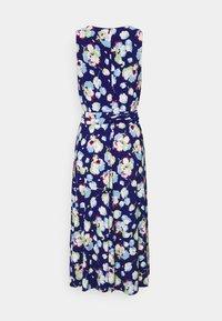 Lauren Ralph Lauren - PRINTED MATTE DRESS - Jersey dress - sporting royal - 1