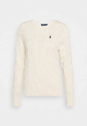 LONG SLEEVE - Jumper - croquet cream